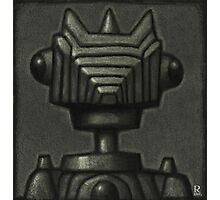 Linobot 55 Photographic Print