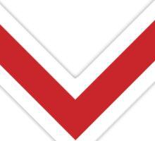 Chevelle +V+ Sticker