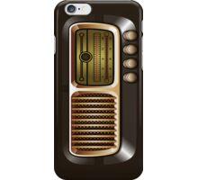 Vintage Radio Receiver iPhone Case iPhone Case/Skin