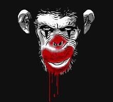 Evil Monkey Clown Unisex T-Shirt
