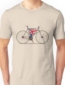 Love Bike, Love Britain Unisex T-Shirt