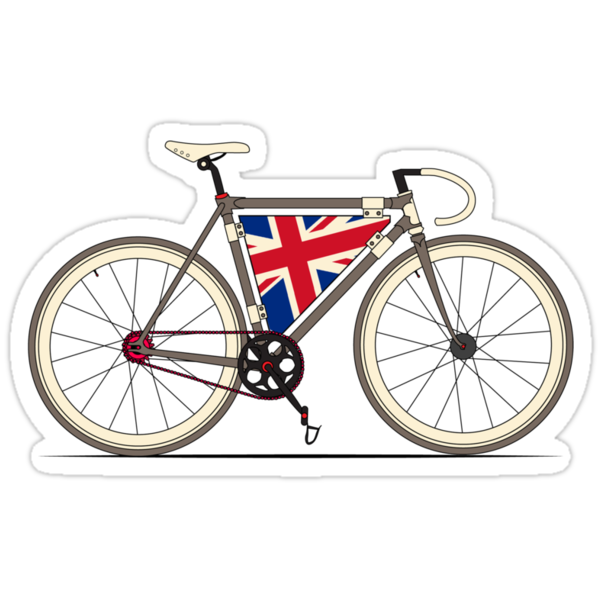 Love Bike, Love Britain by Andy Scullion