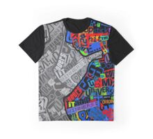 Typography Graphic T-Shirt