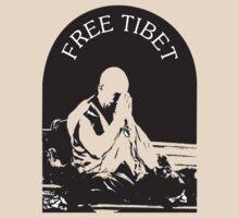 free tibet by artvagabond