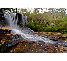 The Weeping Rock. Photographic Print