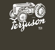 Classic Ferguson TE20 script and illustration Unisex T-Shirt