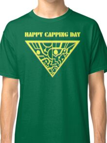 Happy Capping Day (The Tripods) Classic T-Shirt