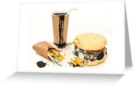 Junk Food by Rem N