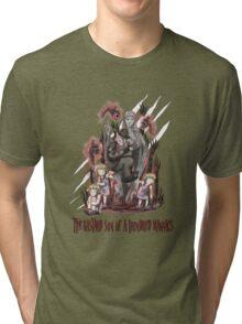 St Freddy Tri-blend T-Shirt