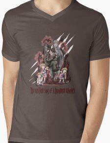 St Freddy Mens V-Neck T-Shirt
