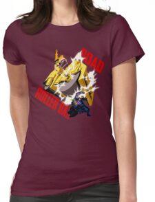 Road Roller-Da!! Womens Fitted T-Shirt