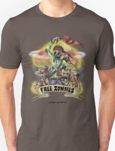 Free Zombies T-Shirt