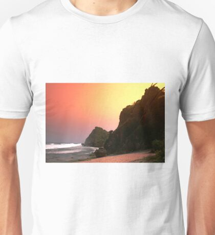 beautiful beaches Unisex T-Shirt