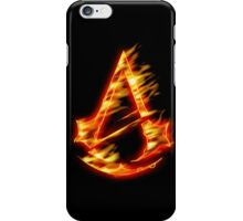 ASSASSINS - Fire Version iPhone Case/Skin