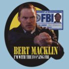 Bert Macklin, F.B.I. by vintageham