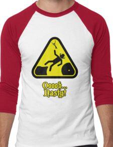 Ooooh... Nasty! Men's Baseball ¾ T-Shirt