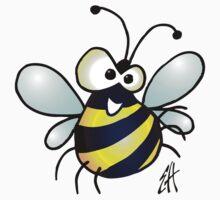 Bumbling bee Kids Tee