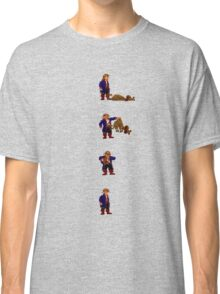 Guybrush and... Guybrush! (Monkey Island 2) Classic T-Shirt