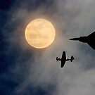 airplane by mikepemberton