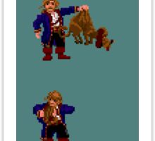 Guybrush and... Guybrush! (Monkey Island 2) Sticker