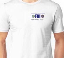 Bert Macklin: FBI Unisex T-Shirt