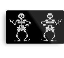 Bone Parents Dance (Monkey Island 2) Metal Print