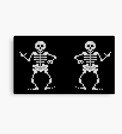 Bone Parents Dance (Monkey Island 2) Canvas Print