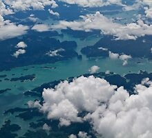 Flying into Phuket by styles