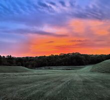 Sunrise at Herman Baker Park by aprilann