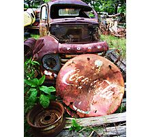 COLA FORD Photographic Print