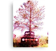 Ford going Green Canvas Print