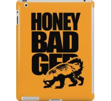 Honey Badger iPad Case/Skin
