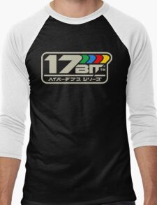 17-BIT HYPER DEPTH SERIES Men's Baseball ¾ T-Shirt