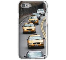 New York Cabs iPhone Case/Skin