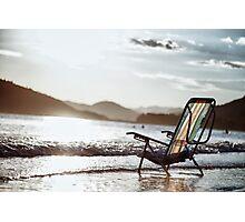 Brazilian beach Photographic Print