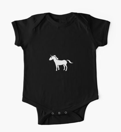 Time To Be A Unicorn One Piece - Short Sleeve