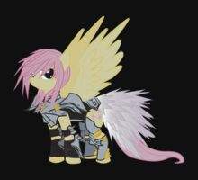 Lightning Fluttershy by quickgroth