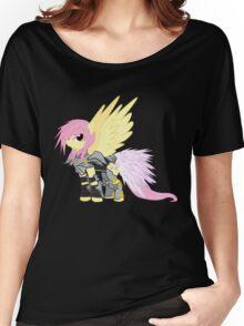Lightning Fluttershy Women's Relaxed Fit T-Shirt