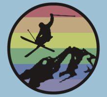 skiing 1 by Paul Simms