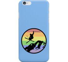 skiing 3 iPhone Case/Skin