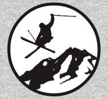 skiing 2 by Paul Simms
