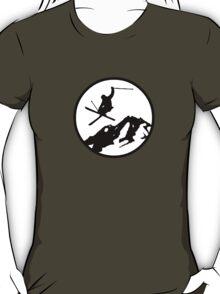 skiing 2 T-Shirt