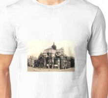 Old Building postcard Unisex T-Shirt