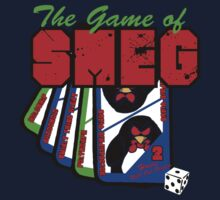 The Game of Smeg! Kids Clothes