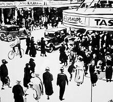 1930 by Loui  Jover
