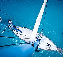 From the top of a Mast by Karen Willshaw