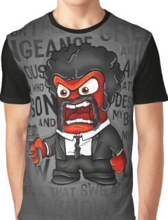 Furious anger Graphic T-Shirt