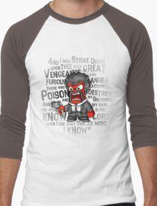 Furious anger Men's Baseball ¾ T-Shirt