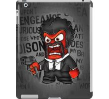 Furious anger iPad Case/Skin