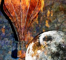 OVER THE MOON by Tammera
